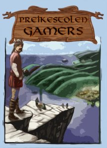Preikestolen Gamers - Fjords Logo