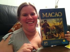 I love Stefan Feh... Macao, nei Marog! Vanskelige valg:-)