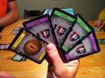 Trekk 5 kort og gjør det beste ut av de!!!