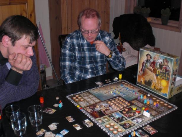 Dyb konsentrasjon for å unngå feil med rekkefølgen, men spillet hadde et godt tempo.