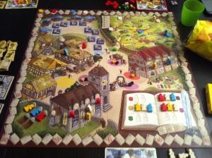 Village handler om - en landsby:-)