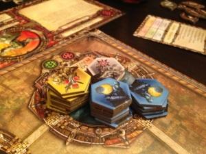 En avgjørende kamp, og Kaoleena trakk seg unna før allianse med Marog.