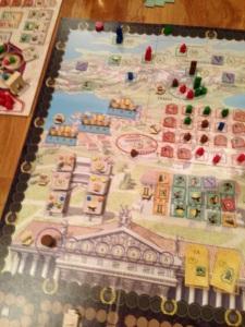 Mange valg fører til Rom
