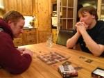Mr Jack pocketspill (liten eske men bra spill!).