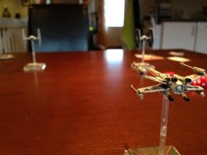 Skywalker går fryktløst opp mot to fiender.