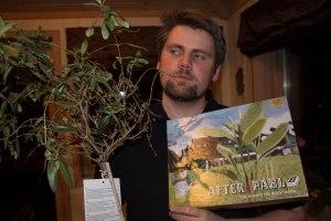 Trenger du planter? Takras er gringoen du trenger.