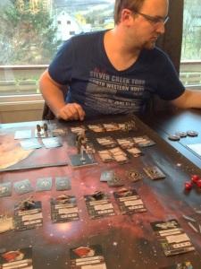 Utvalg av tropper tar tid, men er en fornøyelig del av spillet.