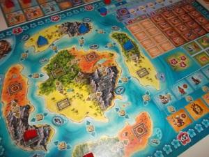 Det fargerike Bora Bora