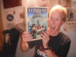 Londonspesialist Sveinmain