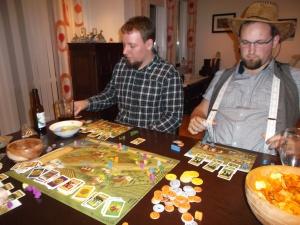 Vinitage: engasjerende spill som krever noe planlegging