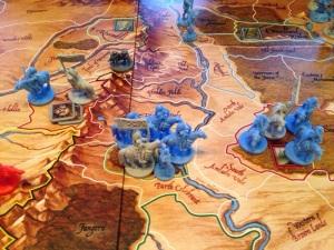 Tidlig i krig var god taktikk for alvene.