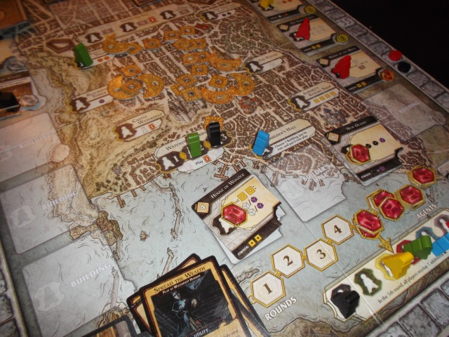 Lords of the Waterdeep ble godt likt!