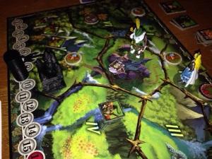 Robin Hood passer på riket sitt sammen med Jean d'Arc