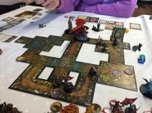 Scenario 3: Nok et rush, og heltene ødela alt for meg før jeg fikk gjort første tur.