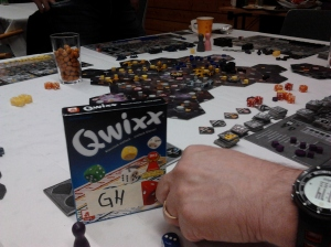 Qwixx kan fint kombineres med Eclipzzzze.....zzzzz