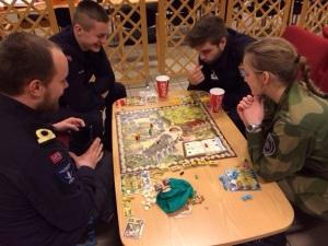 Village godt i gang med Håvards bord