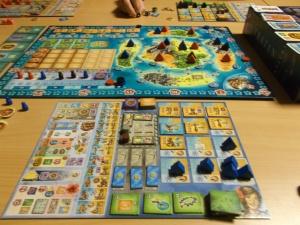 Bora Bora; fargerikt og oversiktlig (tross mange detaljer)