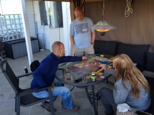 Funkenschlag; et spill for unge og gamle, for sittende og stående!