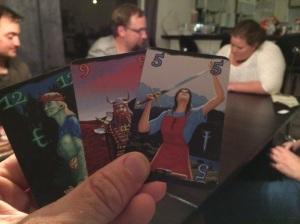 Flotte kort i Wizard