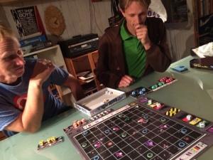 Merkelig nok var det tid til å tenke i SC dice duel