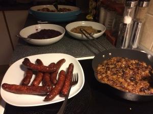 Bratwurst og andre delikatesser!