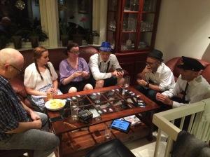 Nox med seks spillere.