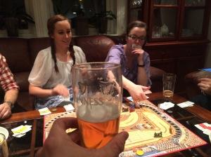 PG 2014: øl og damer.