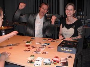 Hollender og Anja, SpillOramas beste og nest beste diamantselger!