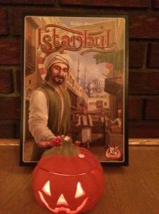 Istanbul ble godt likt av Hallogamers!
