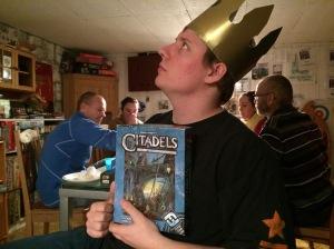 Bare en Konge i Citadels; Vegard!
