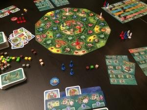 Vakkert og fargerikt spill