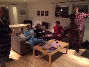 Tøff i pyjamas?Velkommen til Pyjamas Gamers!
