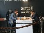 Carlsen vs. Topalov