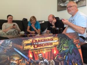 Dungeons&Dragons på PG-menyen!