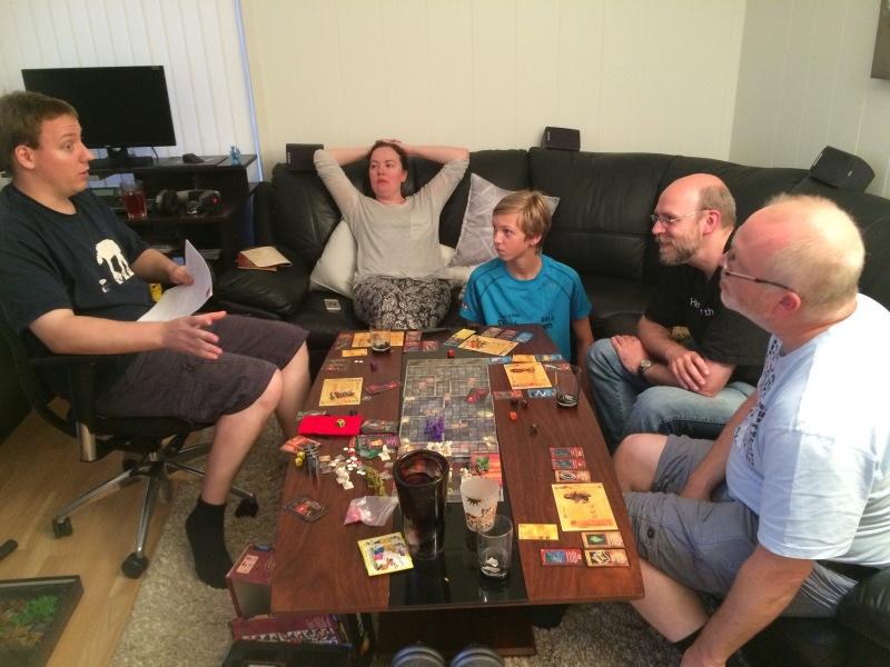 Dungeon Master kommer med overraskelser.