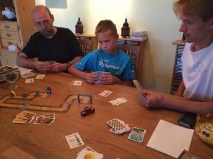 Alfred vinner Games&Tales. Et godt racing-spill.