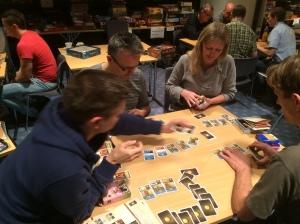 Kaos Royal - egentlig et enkelt spill, men utydelige regler gjorde det vanskelig!
