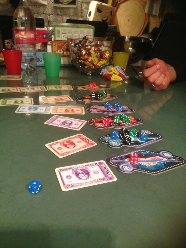 Gambling av høy klasse i Las Vegas!
