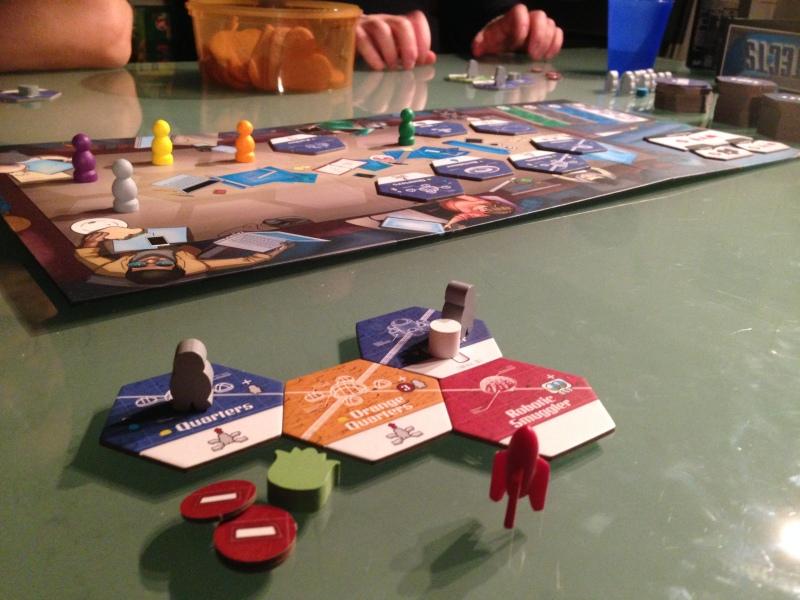 Flotte spill i dette Glenn More - lookalike spillet!