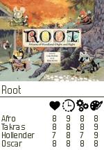 Root avstemming etter kveldens sesjon.