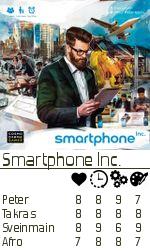 PG's rating av Smartphone Inc