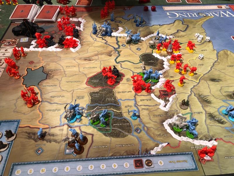 Et par runder er spilt og Jarnagard har virkelig bygget seg opp.